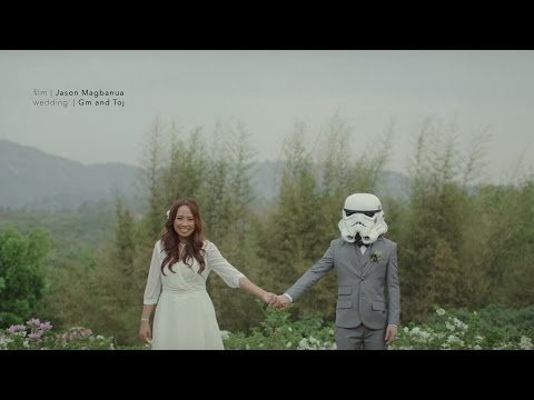 Gm and Toj: A Super Fun Wedding in Tagaytay