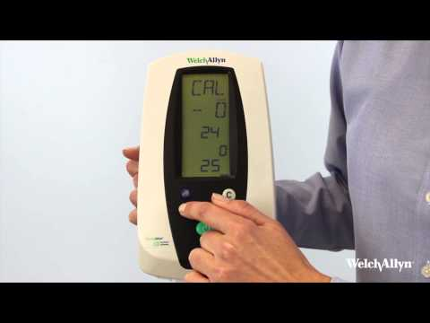 How to Clear an E38 Error from the Welch Allyn Spot Vital Signs Monitor