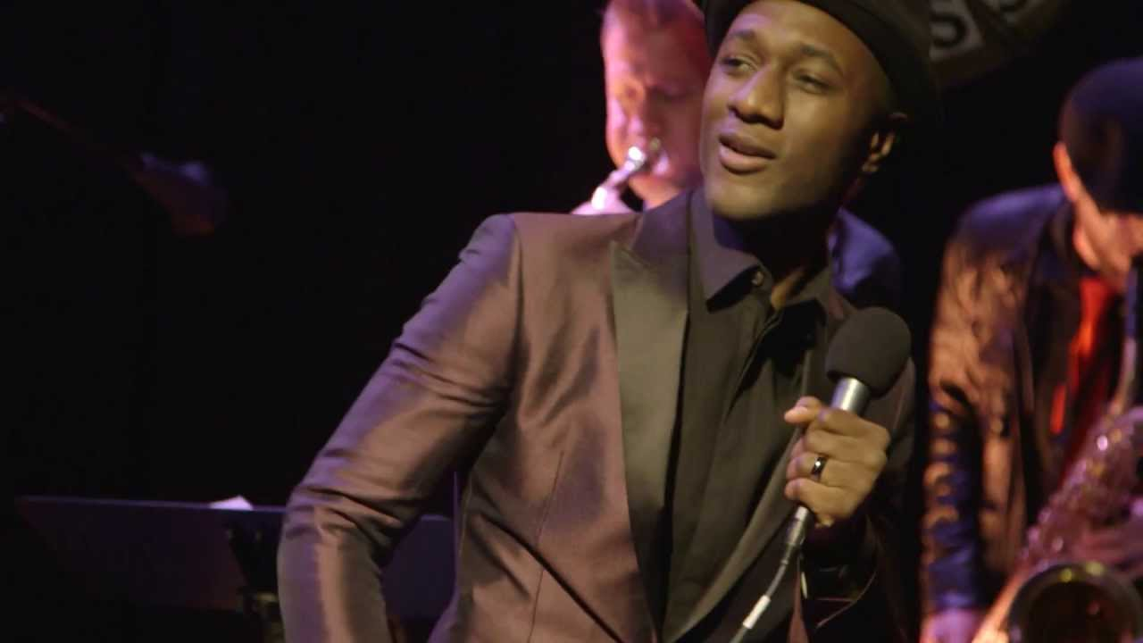 Aloe Blacc — Can You Do This (Live from Interscope Introducing)