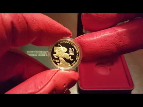 "2016 ""The Dangerous Sport"" Au & Ag Coins. V2"