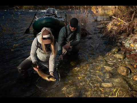 Fishing BC Presents: Fall Vancouver Island Trout With Paula Shearer