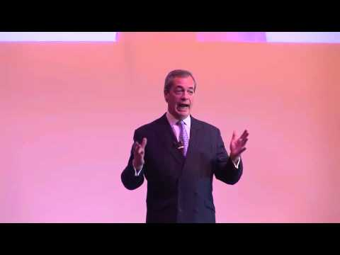 Nigel Farage - The Electoral Commission vs Ukip