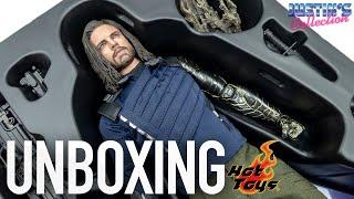 Hot Toys Bucky Barnes (Winter Soldier) Avengers Infinity War Unboxing