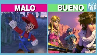 Lo BUENO y Lo MALO de Super Smash Bros Ultimate | N Deluxe