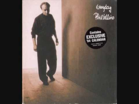 Phil Collins - Everyday (early demo)