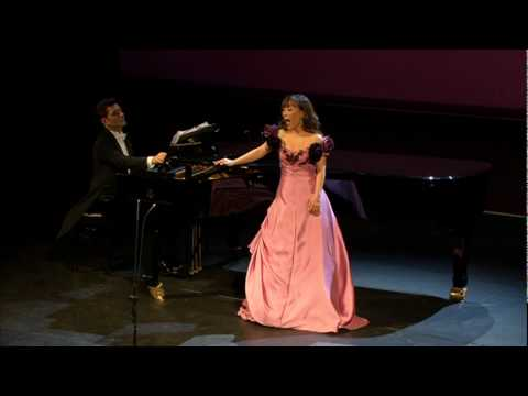 Sumi Jo - Eva Dell'Acqua - Villanelle - Paris, 2006