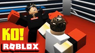 RO-BOXING THE OFFICIAL BOXING GAME IN ROBLOX