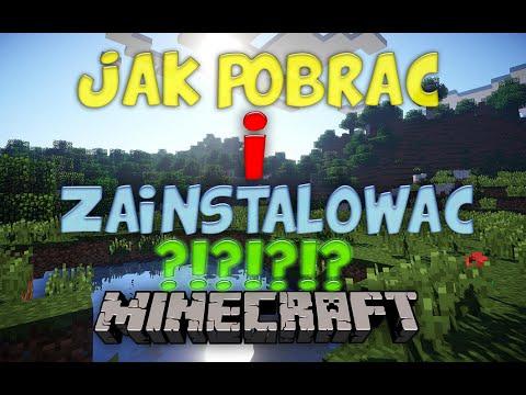 Jak zainstalowac pobrac Minecraft 2016