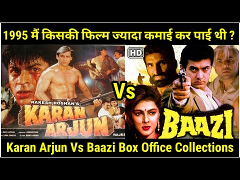 karan-arjun-vs-baazi-1995-box-office-collections,aamir-khan-films-vs-shahrukh-khan-salman-khan-films