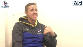 Seagulls Media | Matthew Pearce talks the run home