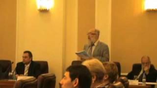 видео Заседание МГИК