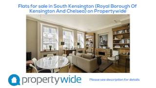 Flats for sale in South Kensington (Royal Borough Of Kensington And Chelsea) on Propertywide