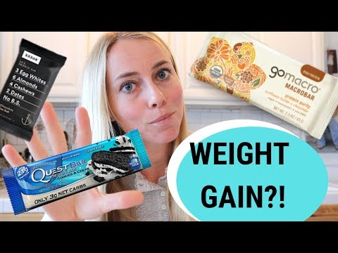 99% of Protein Bars Are Actually Pretty Sketchy [Here's Why]