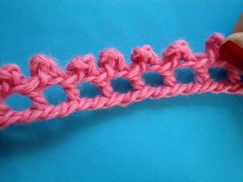 Вязание крючком - Урок 154