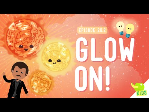 Glow On: Crash Course Kids 20.2