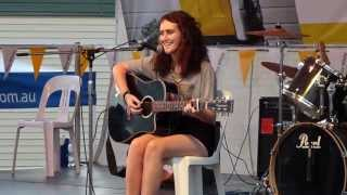 Riptide (Vance Joy) | Kate Donald | North Lakes Carnival 2013 | HD