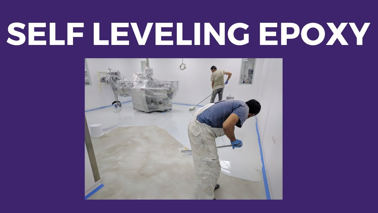 Self Leveling Epoxy Floors