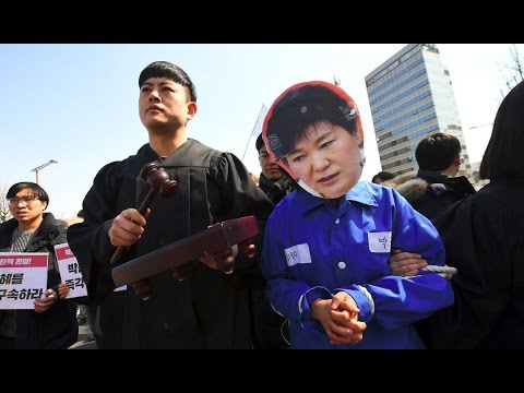 A Simple Question: South Korean court removed the President Park Geun-hye