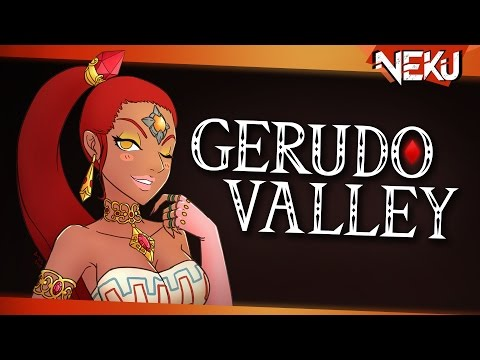 Gerudo Valley | Ocarina of Time