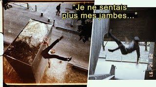 LES 3 FOIS OÙ J'AI FAILLI Y PASSER ! (PARKOUR FAIL)