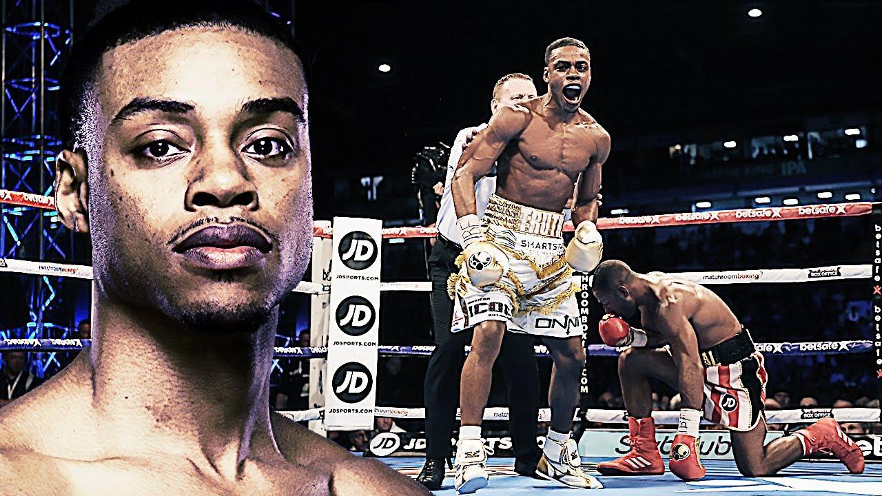 Errol Spence Jr.   All Knockouts