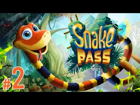 Snake Pass - OH NO, MY ONE WEAKNESS! | PART 2