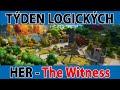 Týden logických her - The Witness [CZ / Česky]