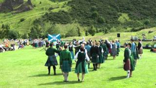 Scottish folk dance: Bonnie Annie