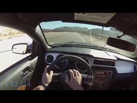 2016 BMW M4 vs 2013 Ford Mustang GT 5.0 Tuned Bolt-ons