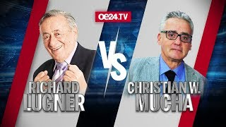 Fellner! Live: Lugner vs. Mucha