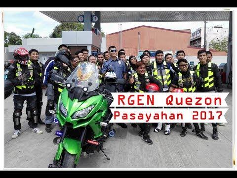 [RG Community] RGEN Quezon for Pasayahan 2017 [Motovlog 006]