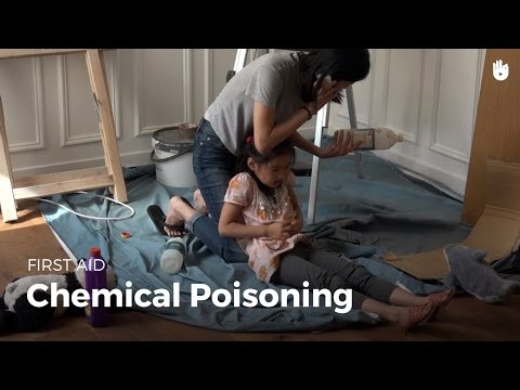 First Aid: Chemical Poisoning | First Aid
