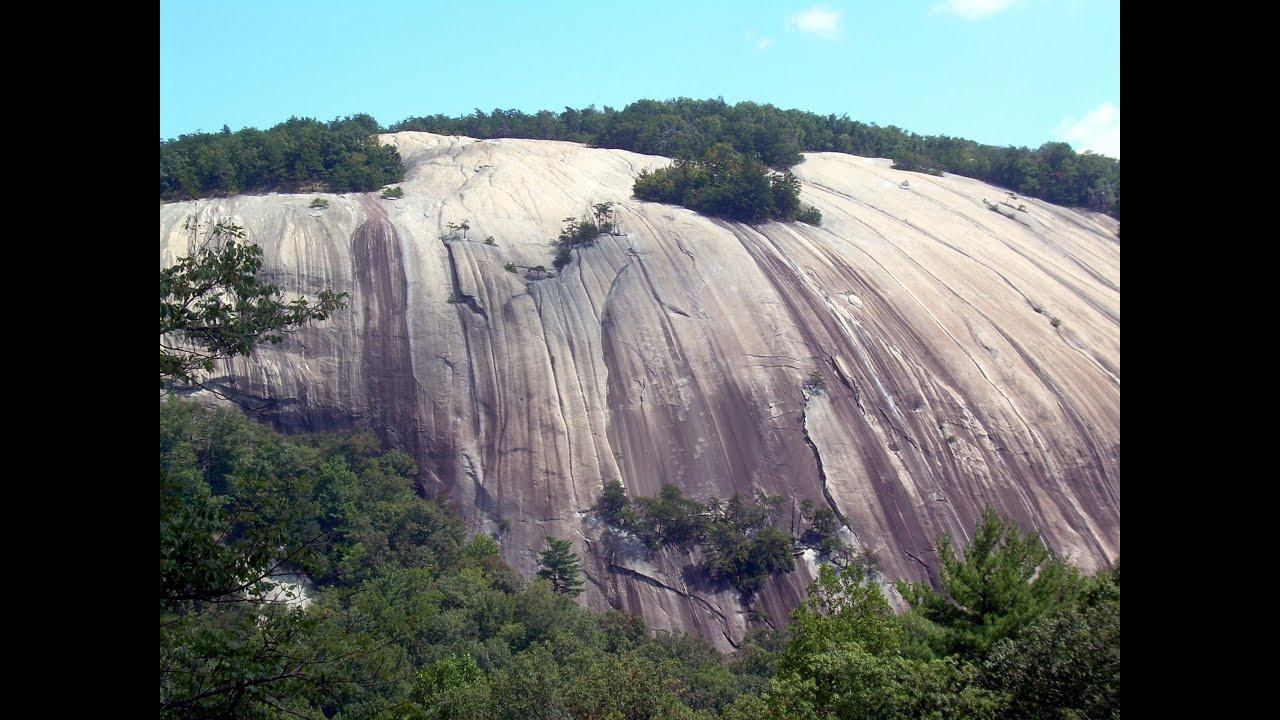 Hiking Stone Mountain State Park North Carolina Youtube