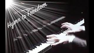 Fabrizio Spaggiari: Oscar Peterson - Hymn to Freedom - Piano Solo - Live - Guanella Hall - Milan
