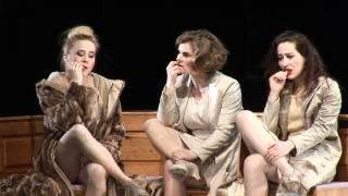 """""""Winterreise"""" von Elfriede Jelinek - Trailer, Nationaltheater Weimar"""