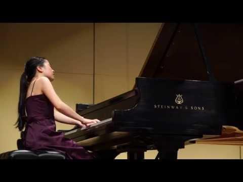 Cliburn Junior 2015 Evelyn Mo Semifinal Round Recital