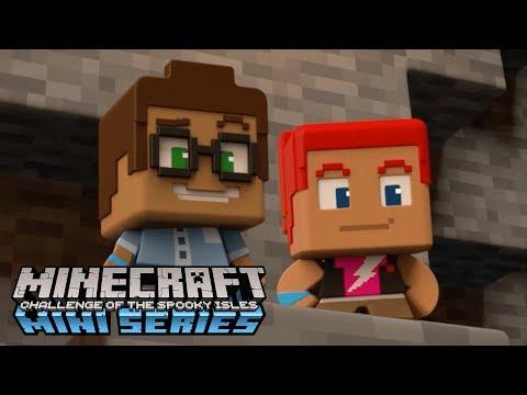Best of Team Stone Beach   Minecraft Mini Series   Mattel Action!