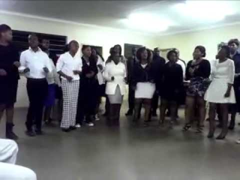 Marapyane College Choir