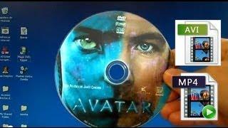 Convertir DVD a otro formato para verlo en cualquier TV via USB