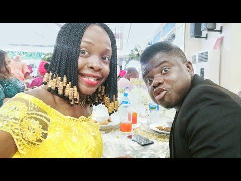 We Attended A Big Royal Nigerian wedding! OMG!!!