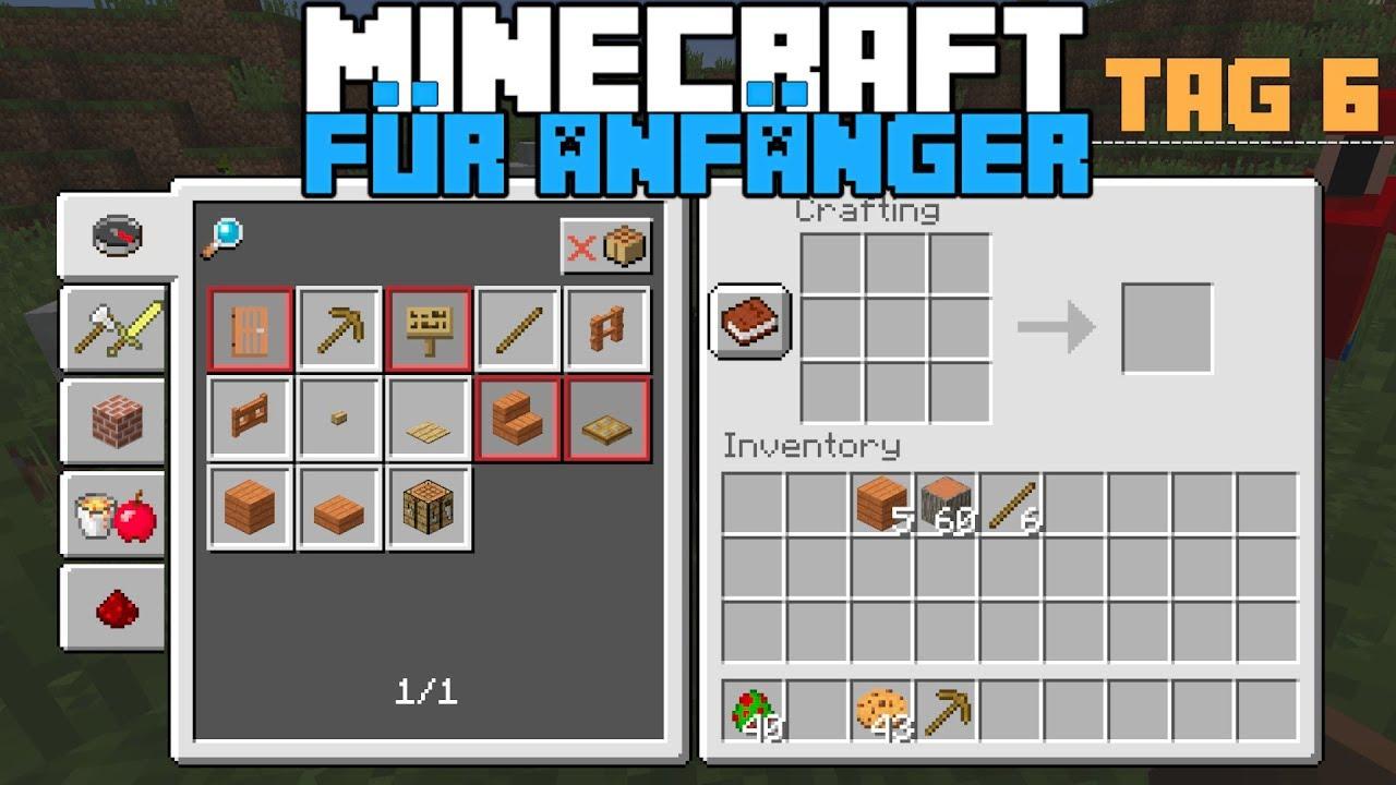Rezeptbuch Minecraft