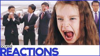 British Kids React to | World Order