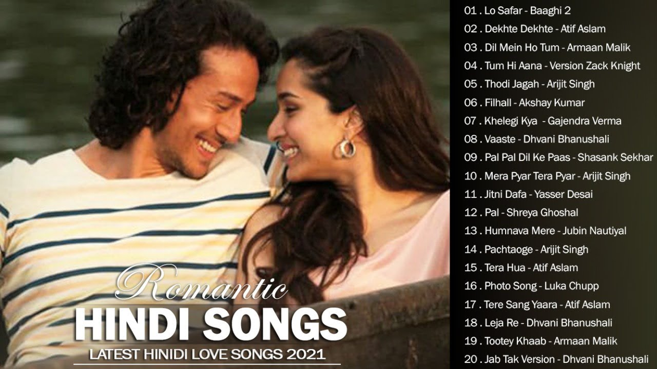 New Hindi Song 2021 | Indian Hits Songs of arijit singh, Jubin Nautiyal, Atif Aslam,Armaan Malik...