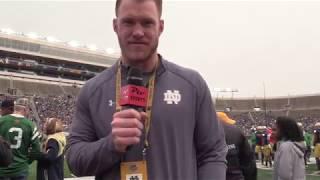 Minnesota Vikings tight end Kyle Rudolph PTV Sports TZ