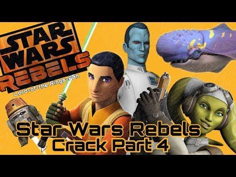 Star Wars Rebels Crack Part 4