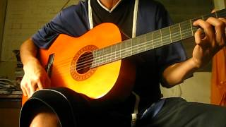 Falling slowly guitar Cover :))