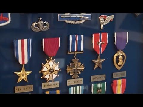 Grandpas Medals