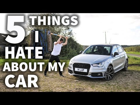 5 Things I Hate About My Audi A1