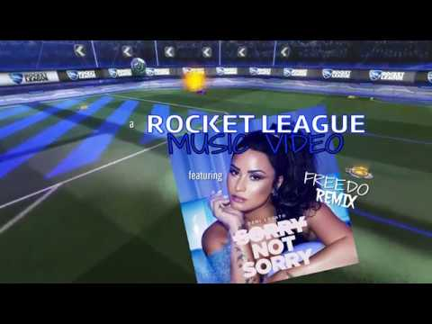 ROCKET LEAGUE MUSIC VIDEO. Demi...
