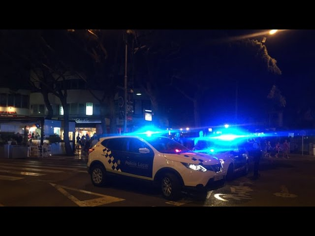 Confunden un Flashmob con un atentado en Platja d´Aro